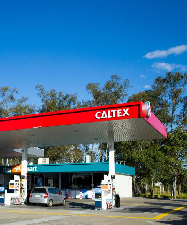 Petroleum Site Oxley