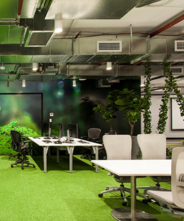 Macquarie Innovation Centre
