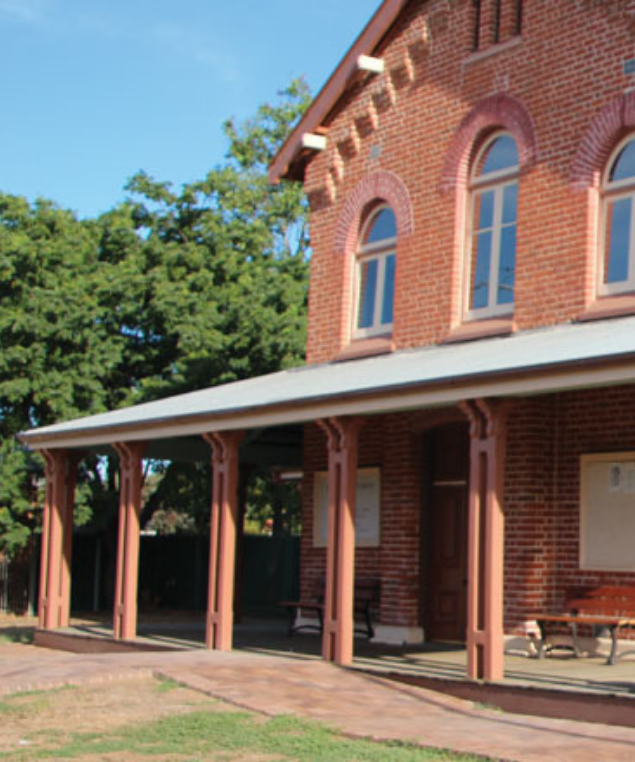 Brookfield Courthouses